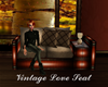 [SD] Vintage Love Seat