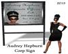 !AH AHepburn Corp Sign