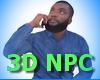 Gabriel4 3D NPC BLACK