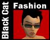 Black Cat Sunglasses
