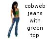 cobweb jeans G