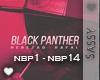 Nabezao - Black Panther