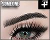 + sleek brows