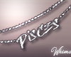 Signs Pisces Necklace