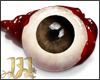 Glass Eye Light Brown