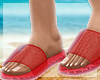 🌊 JELLY Slides Red