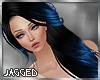 Calanthe black blue