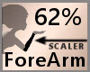 62% ForeArm Scaler F A