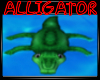 [TW]Alligator Pool Float