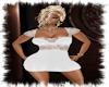white lace sexy dress
