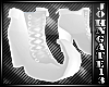 - White Wizard Boots -