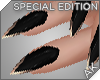 ~AK~ Royal Nails: Onyx