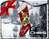Xmas Stocking - Chris