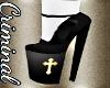 Sexy Nun Heels
