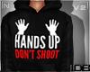 Dont Shoot Hoodie Req F