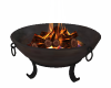 Fire Log Brazier
