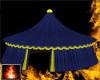 HF Tent Blue Yellow