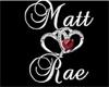 Matt Hearts Rae Necklace