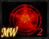 Hellish Warlock Top