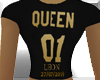 QUEEN PLAYERA MUJER