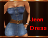 Casual Jean Dress