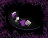 Enchanted Purple Couch 1