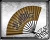 DD Golden Dragon Fan