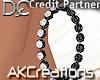 (AK)Diamond hoops