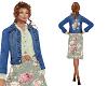 TF* BOHO Roses Suit