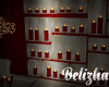 CANDLES WALL