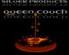 Queen couch