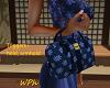 [WPh] F Handbag Fleur BL