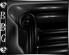 BBG* black chair