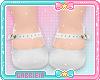 Kids White Shoes