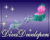 Diva Mermaid Chariot