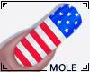 *M* American Nails