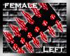 [GEL] Blood Spikes (L)