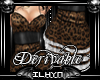 [Lyn] Dress Leopard Drv