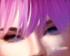 Lun bangs . pink
