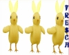 EASTER CHICKS DANCE