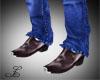 L2B Rodeo Cowboy Boots