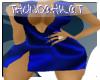 {TK}LIL BLU DRESS W/SHOE