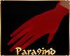 """P9)AMY""""Cruella red Glove"""