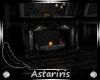 [Ast] Night Fireplace