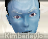 Female Andorian Head