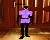 CatWoman Lavender Suit 2