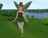 Annimated Gaelic Fairy