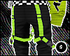 $ neon tactical pants