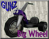 X Biker Big Wheels