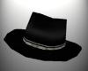blk.-Cashmere Cowboy Hat